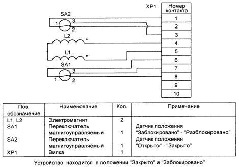 Схема подключения дана для предварительного ознакомления и может отличаться от приведенной в паспорте на изделие.